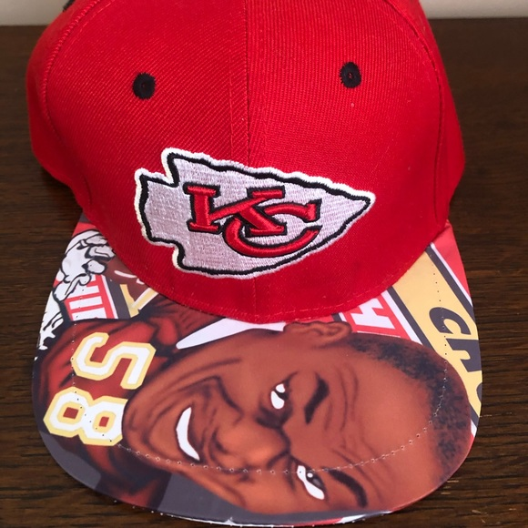 Kansas City Chiefs - Vintage Mitchell & Ness hat
